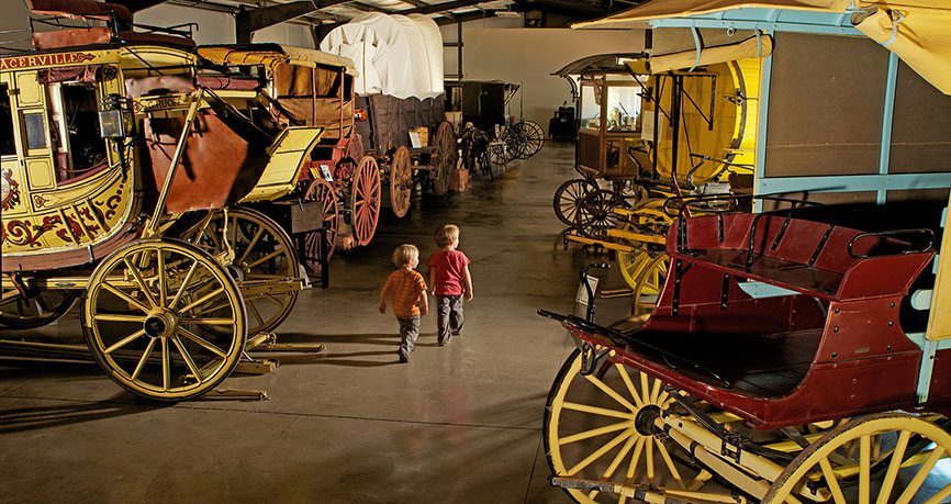 Angels Camp Museum & Carriage House | Jason B Smith